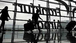 Havalimanı'nda bomba alarmı!