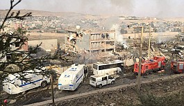 PKK'LI Teröristler İntihar saldırısı düzenledi