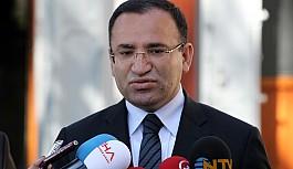 Adalet Bakan Bekir Bozdağ Açıkladı: 32 bin insan tutuklandı
