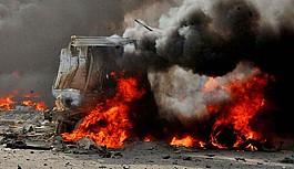 Bağdat'ta bombalı saldırı yapıldı: 12 ölü