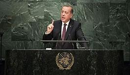 """Cumhurbaşkanı Erdoğan: """"Kimsenin toprağında gözümüz yok."""""""