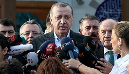 """Erdoğan: """"Daha önce bu adımın atılması gerekirdi"""""""