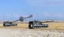 Fırat Kalkan Operasyonu 37'inci Gününde DAEŞ  Araçlarını Vurdu