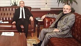 Keskinci, İçişleri Bakanı Süleyman Soylu'yu tebrik etti.