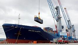 Türkiye'de ihracat arttı