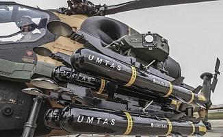 ATAK helikopterine yerli tanksavar füzesi