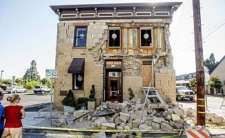 ABD Deprem İle Sallandı!