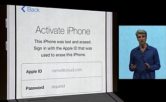 Activation Lock Apple'ı Yaktı!