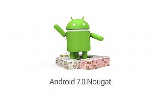 Android 7.0 Nougat Güncellemesinin Gelecek Olduğu Cihazlar Açıklandı - Son Dakika!