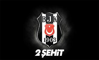 Beşiktaş Kulübü şehitleri: Vefa Karakurdu, Tunç Uncu