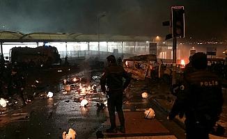 Beşiktaş'taki saldırı TAK üstlendi! TAK Kürdistan Özgürlük Şahinleri kimdir