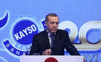 Cumhurbaşkanı Recep Tayyip Erdoğan: Faizleri İndirin!