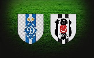 Dinamo Kiev Beşiktaş TRT 1 Maç Yayını (Kiev BJK kaç kaç Canlı skor)
