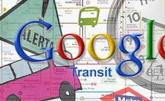 Google Transit Türkiye İçin Kullanıcılardan Bilgi Toplamaya Başlıyor!