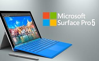 Microsoft Surface 5 Yola Çıktı!