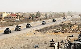 Musul'da en riskli cephe DEAŞ'tan kurtarıldı.