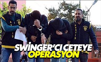 Adana'da Swinger Operasyonu