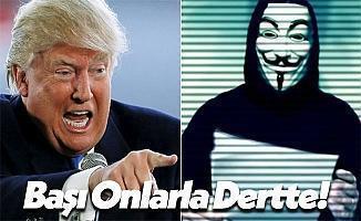 Amerika Birleşik Devletleri yeni Başkanı Donald Trump Hackerların Gazabına Uğradı!