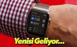 Apple Watch 3 İle Beklenmeyen Özellik Geliyor!