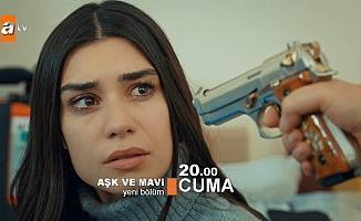 Aşk ve Mavi 12. bölüm fragmanı ATV son bölüm