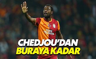 Aurelien Chedjou, Trabzonspor Yolunda İddiası