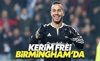 Beşiktaş son dakika transferi Kerim Frei satıldı mı