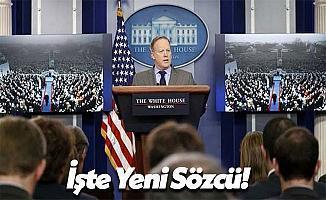 Beyaz Saray Sözcüsü Sean Spicer: Bu Sorumsuzca Bir Davranış!