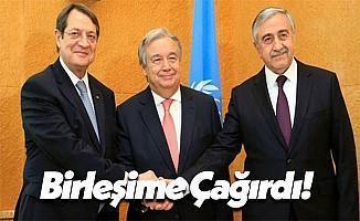 BMGK Kıbrıs Konusunda Çağrı Yaptı!