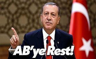Cumhurbaşkanı Recep Tayyip Erdoğan: Bizi Ayşe'nin, Mehmet'in, Ahmet'in Raporları İlgilendirir!
