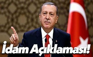Cumhurbaşkanı Recep Tayyip Erdoğan: İstediğiniz Kadar Ateş Edin!