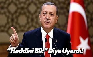 Cumhurbaşkanı Recep Tayyip Erdoğan: Sen Kendini Kalıcı mı Sanıyorsun?