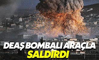 DEAŞ, Özgür Suriye Ordusu'na Saldırdı