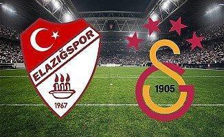 Elazığspor Galatasaray maçı ATV canlı donmadan kesintisiz maç yayını