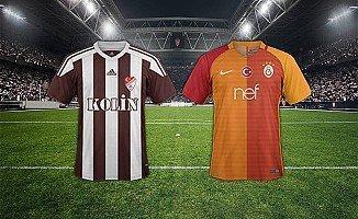 Elazığspor Galatasaray maçı ne zaman saat kaçta hangi kanalda