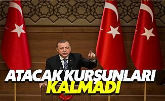 Erdoğan: FETÖ Operasyonları Sürecek