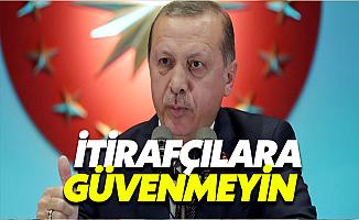 Erdoğan: Geçtiğimiz 14 Yılın Sorumluluğunu Üstleniyorum