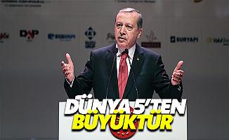 Erdoğan, Tanzanya'dan Dünya'ya Seslendi