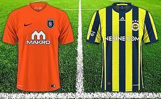 Fenerbahçe Başakşehir Geniş Maç Özeti ve Golleri | Spor Toto Süper Lig