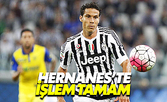 Fenerbahçe'de Rota Hernanes