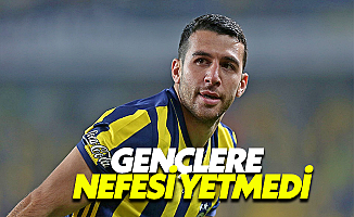 Fenerbahçe'nin Nefesi Gençlere Yetmedi