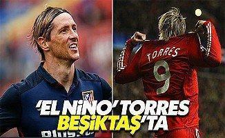 Fernando Torres Beşiktaş'a mı geliyor kimdir