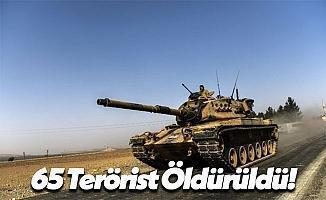 Fırat Kalkanı Harekatı 153. Gün Son Neler Oldu? Kaç Militan Öldürüldü?