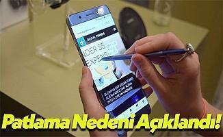 Galaxy Note 7 Modelleri Neden Patladı?