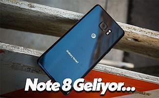 Galaxy Note 8 Daha Düzgün Özellikler İle Geliyor!