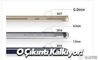 Galaxy S8 İle Beraber Kamera Çıkıntısı Yok Olacak!