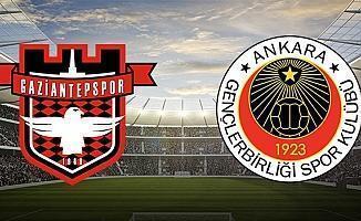 Gaziantepspor Gençlerbirliği maçı ertelendi mi ne zaman oynanacak