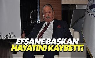 Gençlerbirliği efsane başkanı İlhan Cavcav öldü mü kimdir