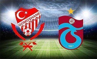 Gümüşhanespor Trabzonspor Donmadan Kesintisiz A2 Canlı Yayın