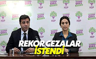HDP'li Eş Başkanların Cezaları Belli Oldu