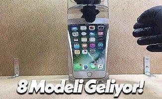 iPhone 8, iPhone 8 Plus ve iPhone 8 Pro Su ve Toza Dayanıklı Geliyor!